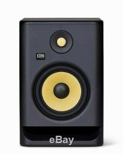KRK Rokit 7 G4 7 Powered Near-Field Studio Monitors Pair Black