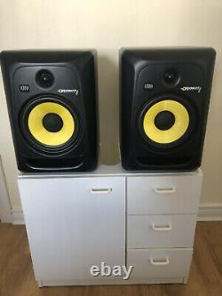 KRK Rokit 8 RP8G3 Active Powered Speakers (Pair) Very Good Condition