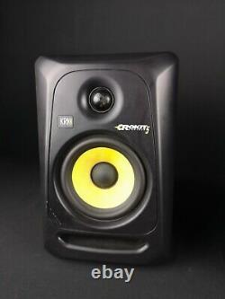 KRK Rokit CL5 G3 Classic Professional Bi-Amp 5 Powered Studio Monitors (Pair)