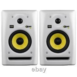 KRK Rokit RP5 G2 Professional Active Powered 5 DJ Studio Monitor Speaker (Pair)