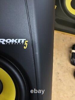 KRK Rokit RP5 G3 Active/Powered Studio Monitor Speakers (Pair)