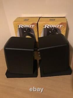 KRK Rokit RP5 G3 Active/Powered Studio Monitor Speakers (Pair, Boxed)