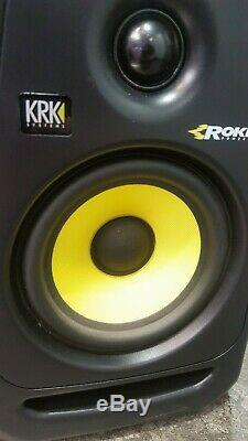 KRK Rokit RP5 G3 Active Powered Studio Monitors Pair Boxed