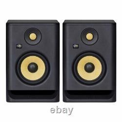 KRK Rokit RP5 G4 (Pair) Active Powered DJ Studio Monitor Speakers
