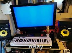 KRK Rokit RP8 G2 Active Powered Studio Monitor Speakers (Pair)