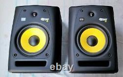 KRK Rokit RP8 G2 DJ Professional Active Powered Studio monitors, Pair, mint