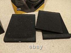 KRK Rokit RP8 G2 Studio Monitor Powered Speaker Pair + Isolation Pads