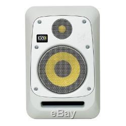 KRK V6S4 White Noise Active Powered DJ 6.5 Studio Monitor Speakers (Pair)