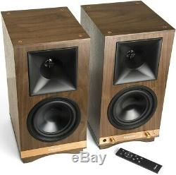 Klipsch Heritage The Sixes Wireless Speakers Bluetooth Active Powered PAIR