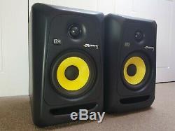 Krk Rokit 5 G3 Pair Powered Studio Monitors / DJ Monitors / Speakers BOXED