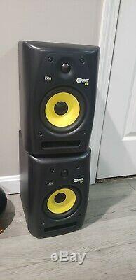 Krk Rokit 6 Rpg2 Powered Studio Monitors (pair)