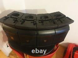 LINE ARRAY ACTIVE VRX928LAP 8 inch Powered Speaker Built-in Amp COPY 2 pair ava