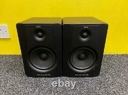 M-Audio BX5 D2 5 Active Powered Studio Monitor PAIR Black