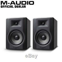 M-Audio BX5 D3 Active Powered 5 DJ Studio Monitor Speaker (Pair) inc Warranty