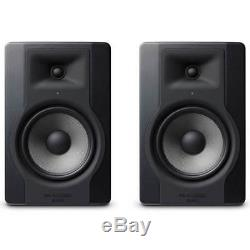 M-Audio BX8-D3 Powered Studio Reference Monitors Pair