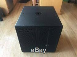 Mackie HD1801 18 inch Powered Subwoofer SINGE PRICE (PAIR IS AVAILABLE)
