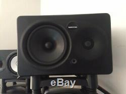 Mackie HR624 mk2 6.7 Powered Studio Monitor pair