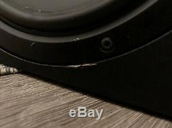 Mackie HR824 MK1 Studio Monitors Used Pair / Black / Active Powered