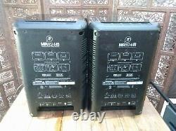 Mackie HR824 MK2 THX Studio Powered Active Studio Monitor pair