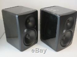 Mackie HR824 Mk2 Powered Monitors/Speakers Boxed & Mint Pair