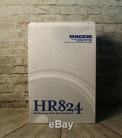 Mackie HR824 Powered Studio Monitor (Pair)