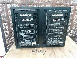 Mackie HR824 THX Studio Powered Active Studio Reference Monitor pair