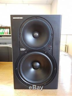 Mackie HR824 pair of studio quality powered monitors original boxes