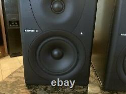 Mackie MR5 Powered Active Studio Monitors (Pair) Powered