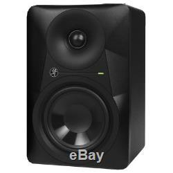 Mackie MR624 65W DJ Producer Studio 6.5 Active Powered Monitor Speaker (Pair)