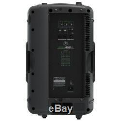 Mackie SRM450 v3 1000W 12 Portable Active Powered PA DJ Disco Speakers PAIR