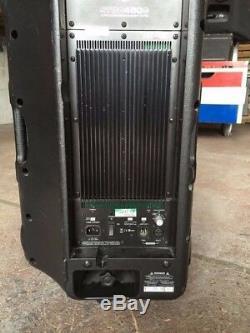 Mackie SRM450v2 Powered Speakers (Pair) Inc Gator Tour Bags
