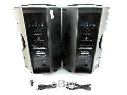 Mackie Thump 12 1000W 12 Powered Active PA Speakers (pair)