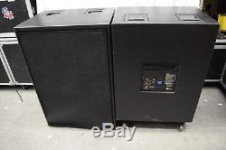 Meyer Sound 650p Powered Sub-woofer (pair)