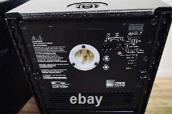 Meyer Sound DF-4 pair active powered downfill speaker in excellent condition