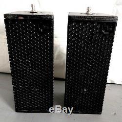 Meyer Sound UP-4XP Speaker Pair Powered Ultra Compact Loudspeakers