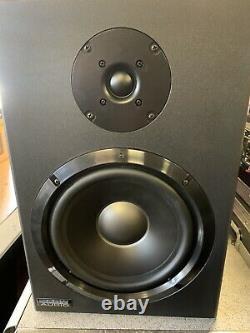New Nady AUDIO SM-300A Studio Monitor 8(pair) POWERED Studio Monitor