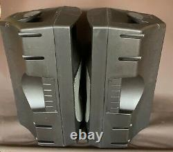 PAIR USED Mackie Thump TH 12a Active Powered monitor/ powered PA speakers 300w