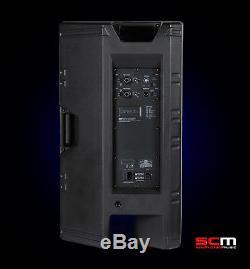PAIR of dB Technologies OPERA 15 1200 watt 15+Horn Powered Speakers