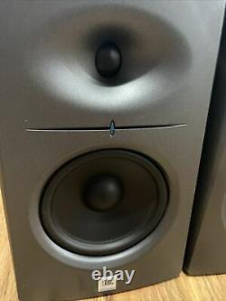 Pair 2 JBL LSR 2300 Series LSR 2325P Powered Studio Monitor