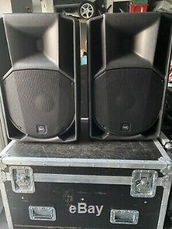 Pair ART 735-A MK4 15 1400W 2-Way Active Powered DJ Disco Club PA Speaker