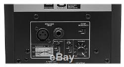 Pair JBL 305P MkII 5 Powered Studio Monitor Monitoring Speakers+21 Stands