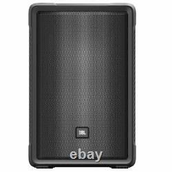 Pair JBL IRX108BT Powered 8 Portable PA speaker w /Bluetooth New //ARMENS