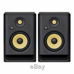(Pair) KRK Rokit RP5 G4 Active Powered DJ Studio Monitor Speakers