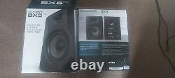 Pair! M-Audio BX5 D3 5 Active Powered Studio Monitor Black (BX5D3XUK)