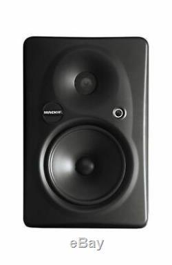 Pair Mackie HR624 MKII HR-624 MK2 Powered THX Studio Monitors