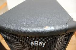 Pair Numark Lightwave 200W Active Powered DJ Disco Speakers (200w + 200w)