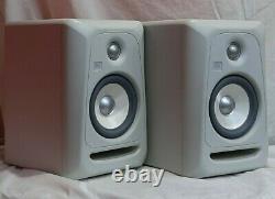 Pair Of KRK Rokit 5 Powered RP5 G3 Platinum Active Studio Monitor Speakers
