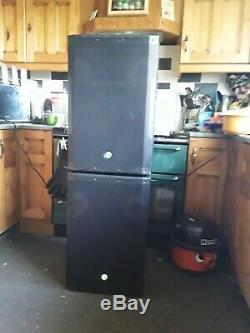 Pair Of Mackie Srm650 Powered Pa Speakers