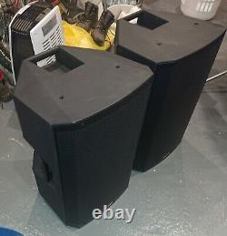 Pair of ALTO ts315 ACTIVE POWERED Speakers 1000w rms per cabinet