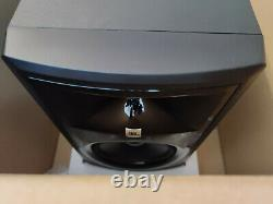 Pair of JBL 306P MK II Powered Studio Monitors (Speakers)